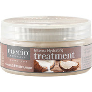 Cuccio Naturale Coconut & White Ginger Intense Hydrating Treatment 8oz