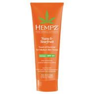 Hempz Yuzu & Starfruit Touch of Summer for Medium Skin Tones 6.76oz