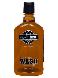 Agadir Men Hair & Body Wash 17oz