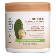 Matrix Biolage  3Butter Control System Overnight Mask 8.5 oz.
