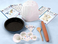 The Playful Chef French Cooking Set for Kids Ages 5+