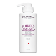 Goldwell Dualsenses - Blonde & Highlights 60 Second Treatment 16.9oz/ 500mll