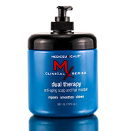 Mediceuticals Therapro Dual Therapy Anti Aging Scalp & Hair Mask Masque 33.8oz