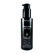 Lanza Healing Style Curl Up Cream 3.4oz.