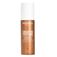 Goldwell StyleSign Creative Texture Showcaser Strong Mousse Wax 4.1 oz