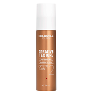 Goldwell StyleSign Creative Texture Crystal Turn High-Shine Gel Wax 3.3oz