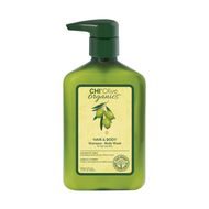 CHI Olive Organics Hair & Body Shampoo Body Wash 11.5oz