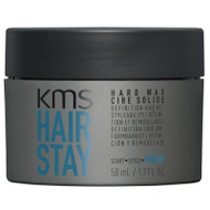 KMS HAIRSTAY Hard Wax 1.7oz