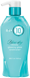 It's A 10 Blow Dry Miracle Glossing Glaze Conditioner 10oz.