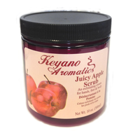 Keyano Aromatics Juicy Apple Scrub 10 oz.