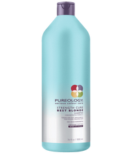 Pureology Strength Cure Best Blonde Shampoo 33.8oz