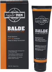 Agadir Balde Solar Protection SPF 50 4 oz