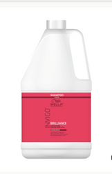 Wella INVIGO Brilliance Shampoo for Coarse Hair Gallon