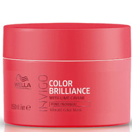 Wella INVIGO Brilliance Mask for Fine Hair 5.07oz