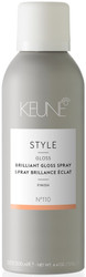 Keune Style Brilliant Gloss Spray N°110 - 4.4oz