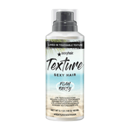 Sexy Hair Concepts Texture  Foam Party Lite Texturizing Foam	5.1oz