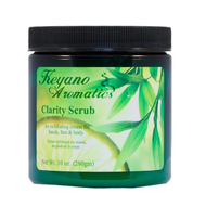 Keyano Aromatics Clarity Scrub 10 oz.