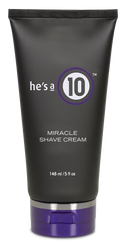 It's A 10 He's a 10 Miracle Shaving Cream 5oz