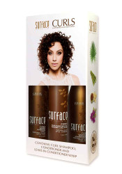 Surface Curls Trio Set