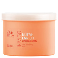 Wella INVIGO Nutri-Enrich Deep Nourishing Mask 16oz