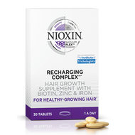 Nioxin Recharging Complex Supplement - 30 count