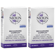 Nioxin Recharging Complex Supplement - 60 count