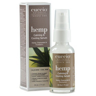 Cuccio Cina Pro Star Pro Hemp Calming and Cooling Serum 1oz