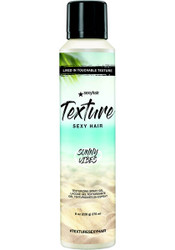 Sexy Hair Concepts Texture Sunny Vibes Texturizing Spray Gel 8oz