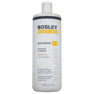 Bosley Professional BosDefense Volumizing Conditioner For Color-Treated Hair 33.8oz