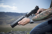 SILENCERCO OSPREY 9 SUPPRESSOR