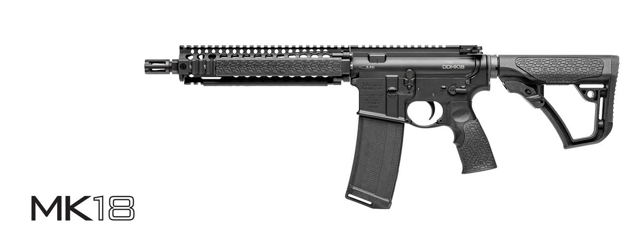 DANIEL DEFENSE MK18 - FACTORY SBR