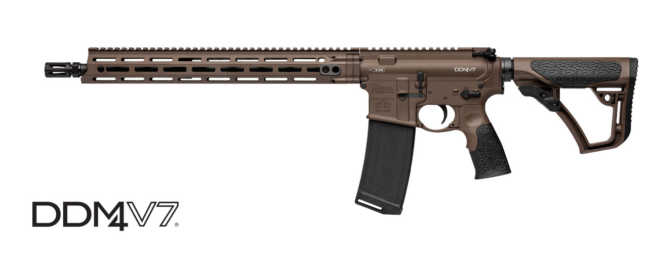 DANIEL DEFENSE V7® (MIL SPEC +®)