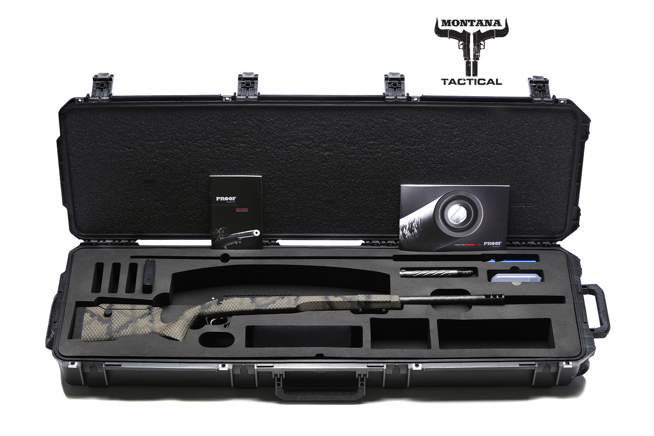 Proof Research TAC II Rifle Tactical FDE Camo
