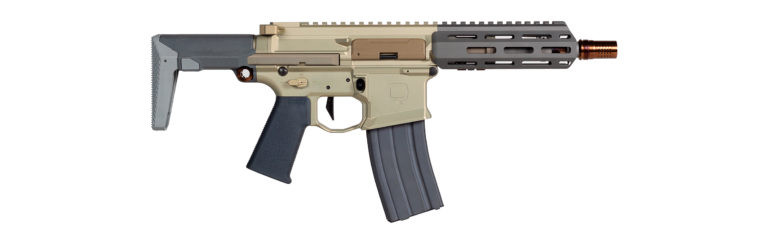 Q Honey Badger SBR