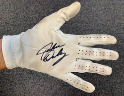 Autographed Personal Grip It -N- Rip It Glove