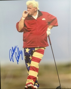 Autographed 8 X 10 Picture *American*