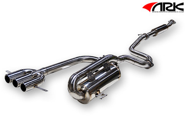 Nissan 370Z | Ark Performance DT-S Exhaust