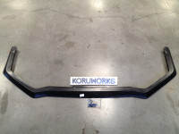 HT Autos Subaru WRX / STi bottom-line lower front lip spoiler