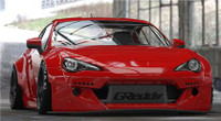 GReddy-13+Scion-FR-S-Version-2-Greddy-X-Rocket-Bunny-86-Aero-Rear-Duck-Tail-Wing-Only