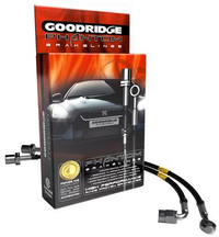 Goodridge 09-16 Nissan GTR R-35 Phantom Stainless Steel Brake Lines