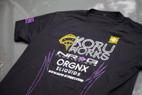 KoruWorks 2018 Drift Team T-Shirts