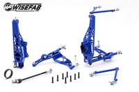 Wisefab Nissan 350Z / Infiniti G35 Lock Kit  *FREE SHIPPING*