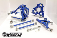 wisefab NISSAN 370Z REAR SUSPENSION KIT *FREE SHIPPING*