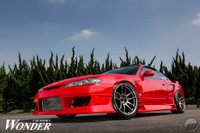 WONDER S15 SILVIA GLARE BODY KIT