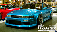 WONDER S13 SILVIA GLARE BODY KIT