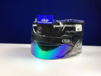 Arai GP-6 Mirror Shield Green
