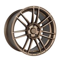 Stage Wheels Belmont 18x9.5 +38mm 5x120 CB: 74.1 Color: Matte Bronze
