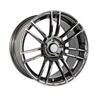 Stage Wheels Belmont 18x9.5 +38mm 5x120 CB: 74.1 Color: Black Chrome