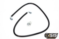 ISR High Pressure Power Steering Line - Nissan 350Z