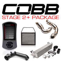 Cobb Tuning BMW N54 Stage 2+ Power Package w/V3